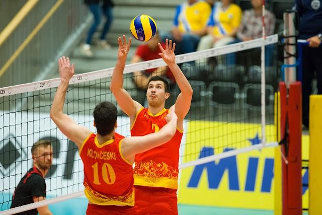 CEV Silver European League: Österreich gastiert in Mazedonien