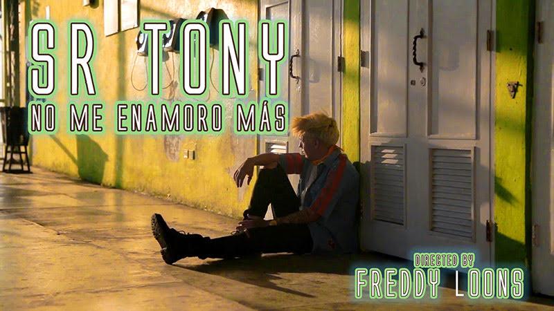 Sr Tony - ¨No me enamoro más¨ - Videoclip - Director: Freddy Loons. Portal Del Vídeo Clip Cubano