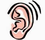 clipart oreille