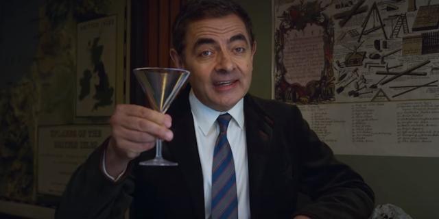 Mr. Bean Johnny English Strikes Again - Watch Official Trailer