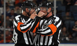 NHL Referee Conference