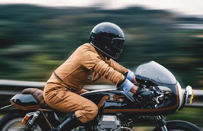 Moto Guzzi Le Mans 1000 cc