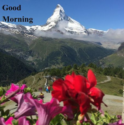 good morning images with nature HD Download - matterhorn mountain