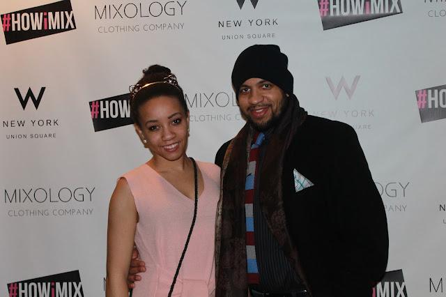 Mixology Clothing, New York Fashion Week