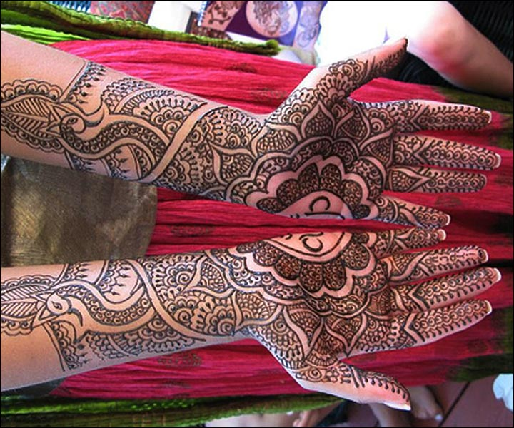 Mehndi Designs Please : Rajasthani mehndi designs full hands oddetorium