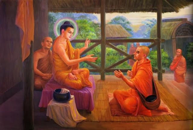 Kinh Trường Bộ - Kinh Sonadanda (Chủng Ðức)