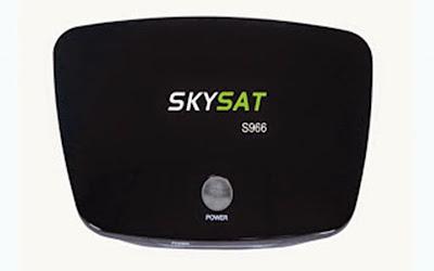 SKYSAT S966 ATUALIZAÇÃO