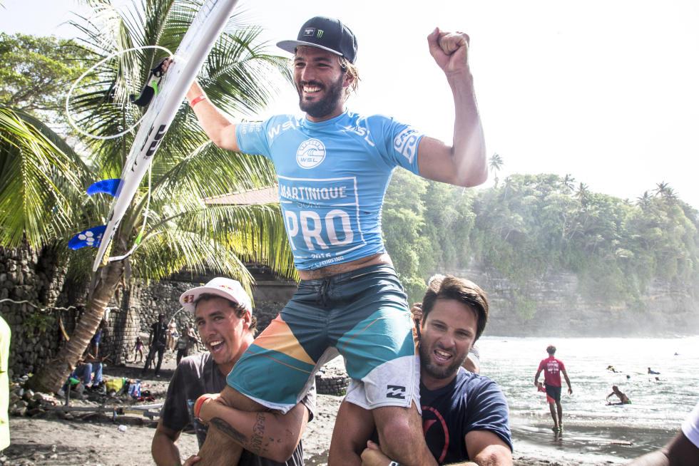 6 Frederico Morais PRT Martinique Surf Pro foto WSL Poullenot Aquashot