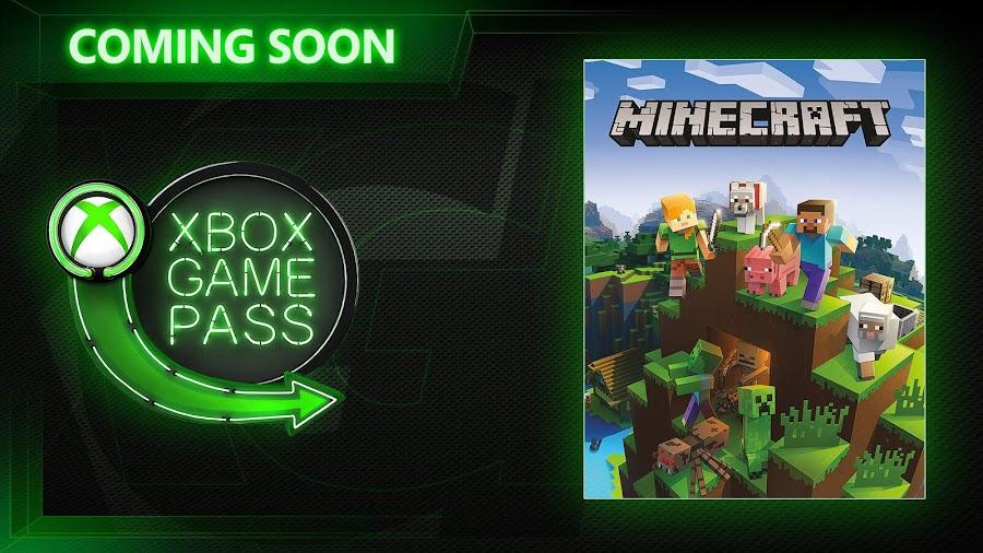minecraft xbox game pass mojang xbox one