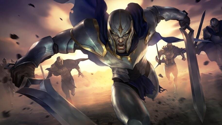 Legends of Runeterra, Dauntless Elite, 4K, #4.1523