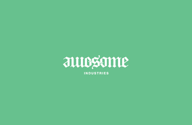 Pengertian Ambirgam, Inspirasi Desain Logo Ambigram - Awesome Industries