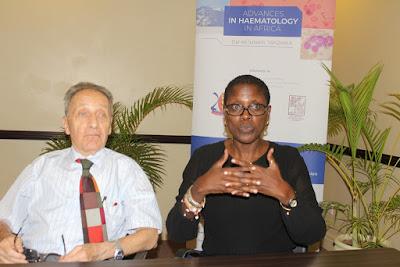 TANZANIA YANG'ARA KUANDAA KONGAMANO LA WATAALAMU WA MAGONJWA YA DAMU (HAEMATOLOGY) BARA LA AFRIKA
