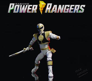 Hasbro Power Rangers Action Figures
