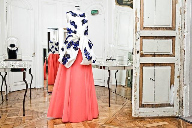 Giambattista Valli Haute Couture Spring/Summer 2014 - Look Luxurious