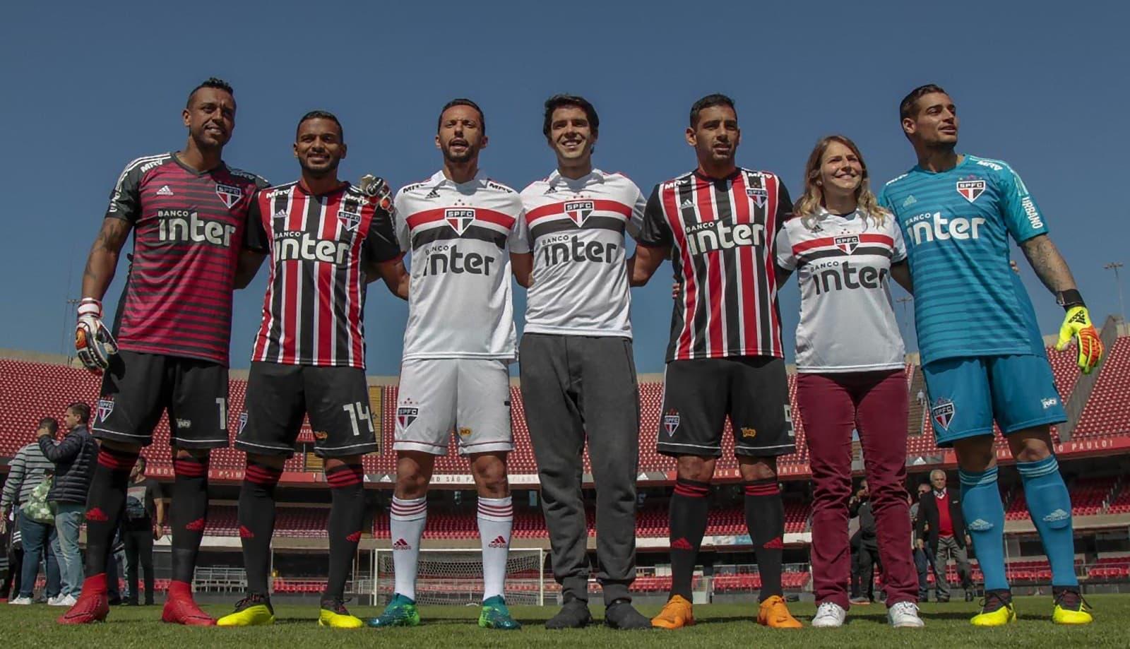 サンパウロ 2018-2019 ユニフォーム adidasが新サプライヤーに - ユニ11