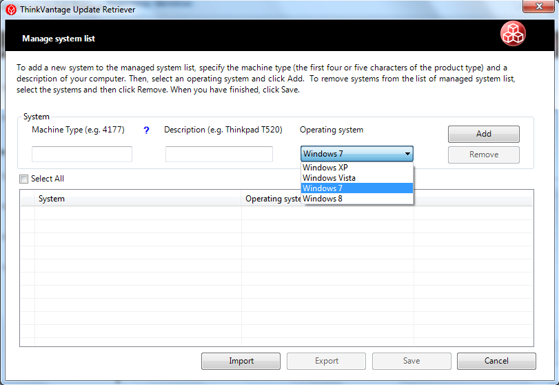 Henk's blog: How to import Lenovo drivers in ConfigMgr easily