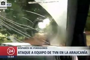 DECLARACIÓN PÚBLICA Consejo Regional Araucanía ante ataque a equipo de TVN en provincia de Malleco