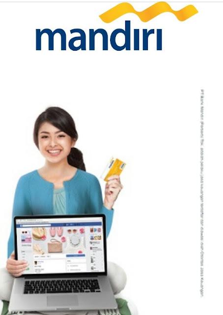Cara Pembayaran Iklan FB ADS Menggunakan Kartu Debit Mandiri