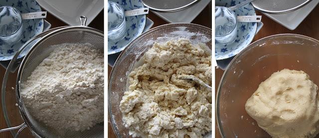 Galletas de azúcar (Siempredulces) - Elaboración Paso 2