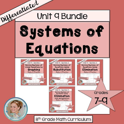 Teaching systems of linear equations: ideas, strategies, & a freebie