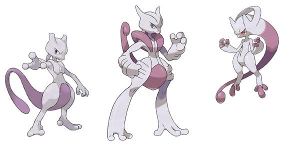 ¡Consigue dos nuevas megapiedras en Pokémon Sol y Pokémon Luna!, Mewtwo entra en acción