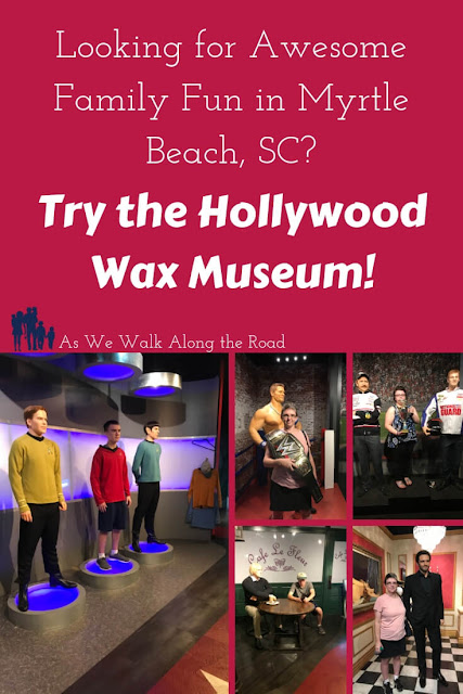 Hollywood Wax Museum, Myrtle Beach SC
