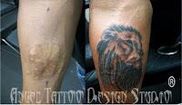 Leo Tattoo Designs, Lion Tattoo Designs