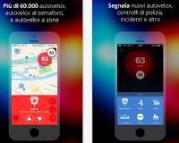 App Autovelox gratis per Android e iPhone con mappe, limiti, tachimetro e avvisi