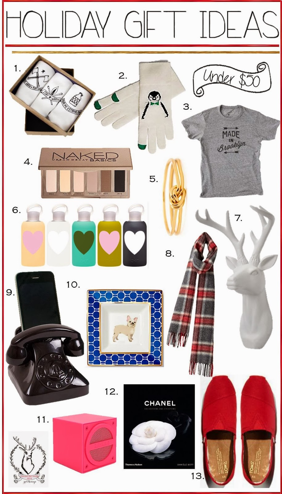 rnlMusings: Holiday Gift Guide: Under $50