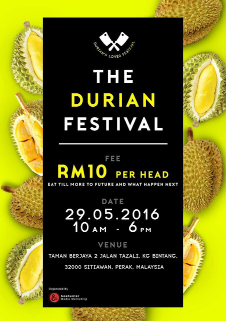 The Durian Festival Sitiawan