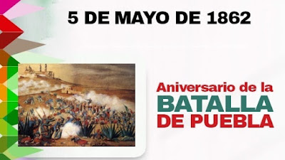 Mayo: Efemérides de México