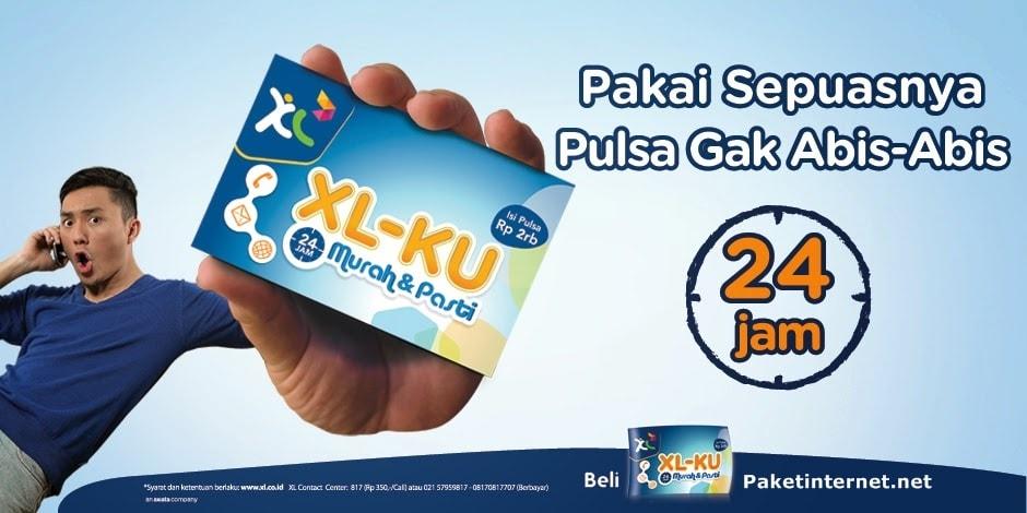 PROMO Paket Nelpon XL