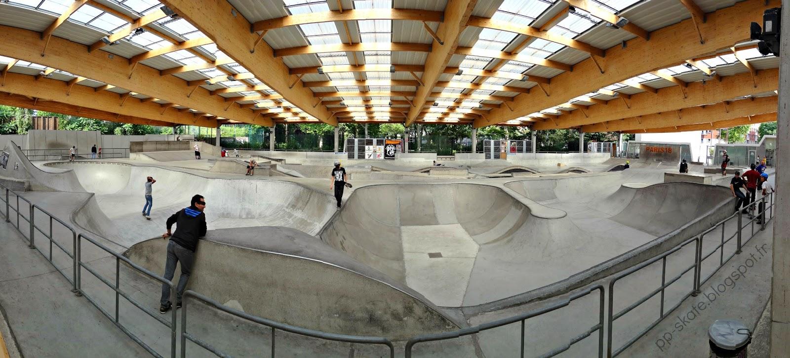 skatepark EGP paris