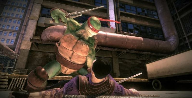 TMNT Out of the Shadows PC Full Español