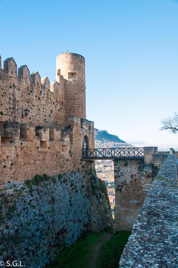 Castillo de Frias, el pueblo mas pequeño de España