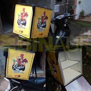 Tas delivery box makanan Surabaya Rambo
