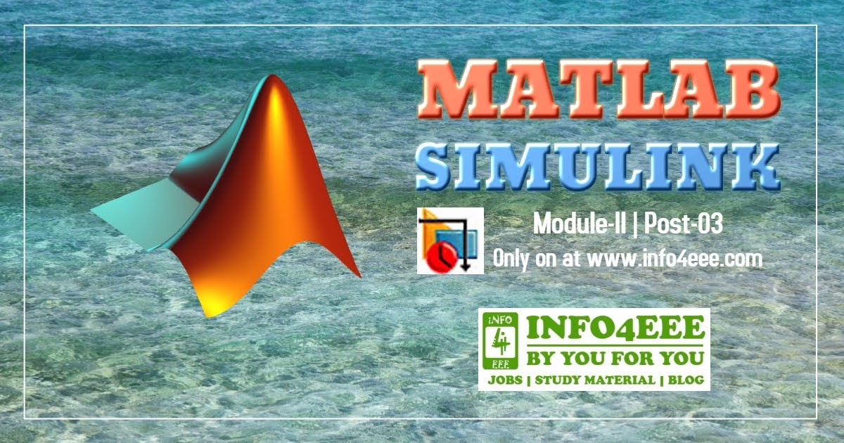 How To Generate Sawtooth Wave in MATLAB Simulink - INFO4EEE