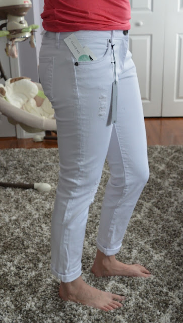 Kut From The Kloth Kate Distressed Boyfriend Jean - Stitch Fix Review