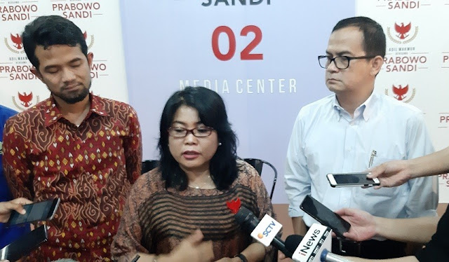 Dian Fatwa Ancam Tuntut Penyebar Fitnah Prabowo Bela Khilafah