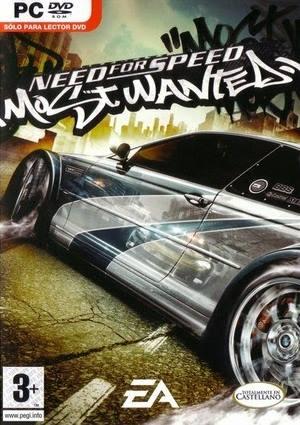 Descargar Need for Speed Most Wanted para pc full español por mega y Google drive