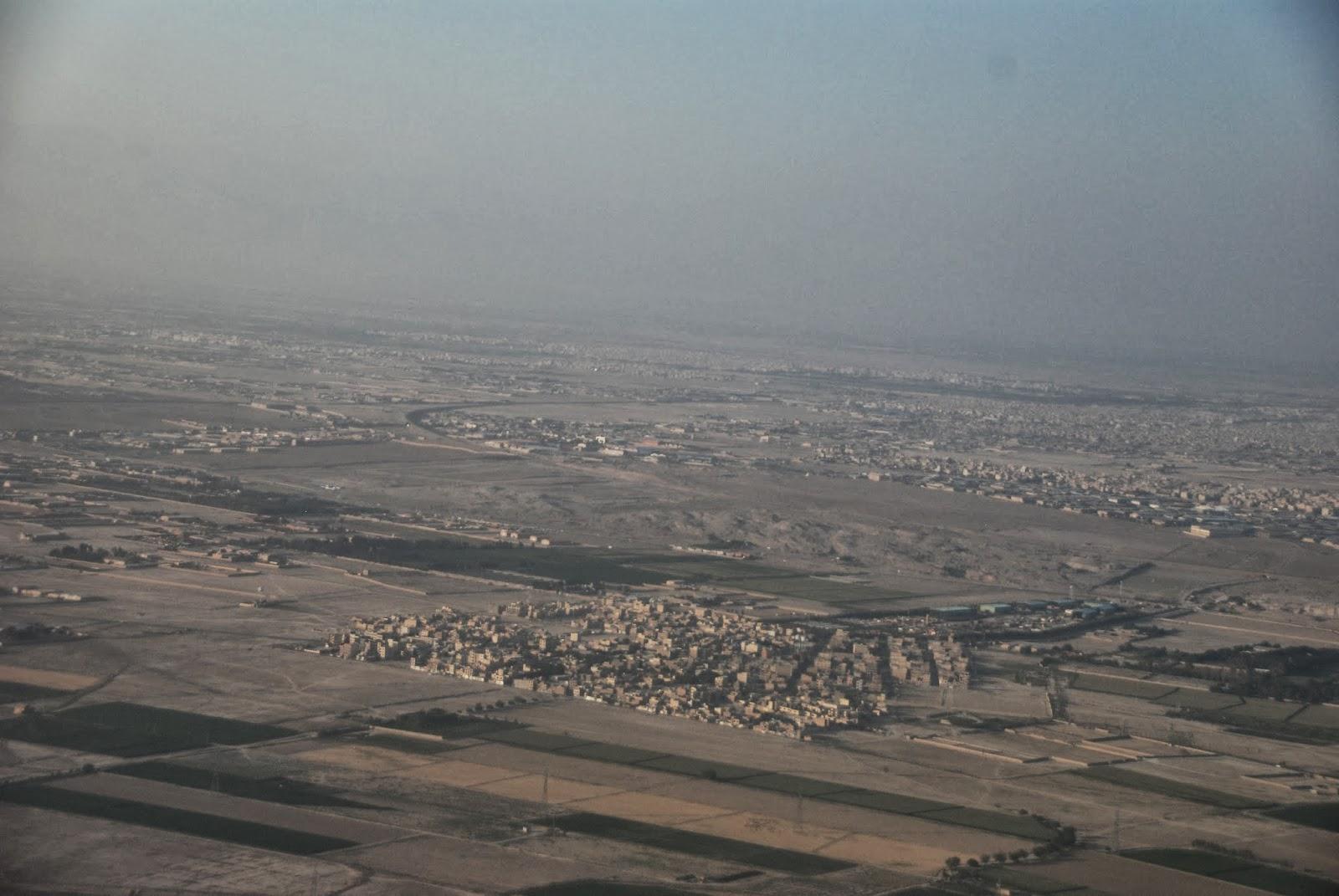旅行日記: Day44 德黑蘭-阿拉伯聯合大公國阿布達比(Abu Dhabi)