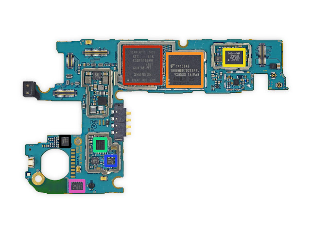 Schematic Diagrams Samsung Galaxy S5 SM G900F - Mobite