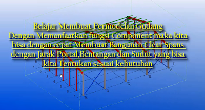 Tutorial Tekla Bahasa Indonesia,Video Tutorial Tekla Bahasa Indonesia