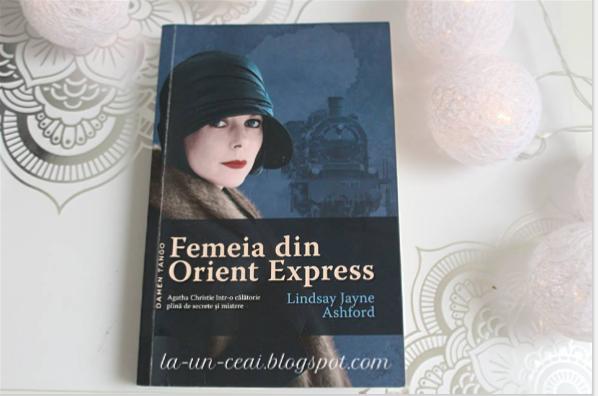Femeia din Orient Express - Lindsay Jayne - Recenzie