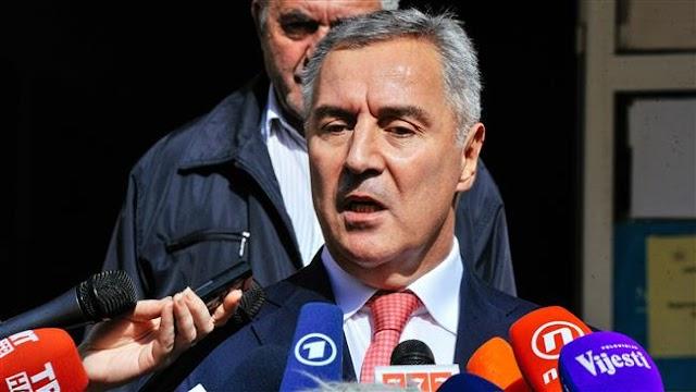 Montenegro's pro-West prime minster Milo Djukanovic to step down