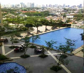 Gandaria Height pool