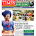 NAIJA NEWSPAPERS: TODAY'S THE DAILY TIMES NEWSPAPER HEADLINES [14 OCTOBER, 2017].