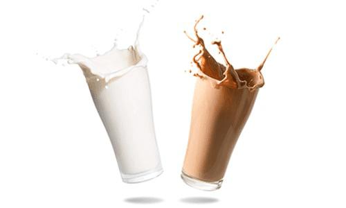 Susu, Minuman mengandung protein tinggi