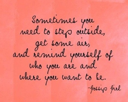 Quote from Gossip Girl TV-Series: Inspiring Saying ...