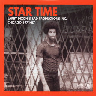 Larry Dixon, Rare Singles, Instrumentals, and Lost Tapes, Chicago 1971-87